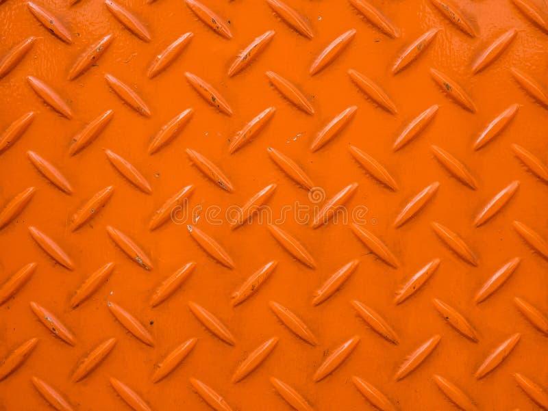 Placa de metal nova imagem de stock