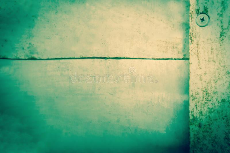 Placa de metal de prata do Grunge, bandeira, fundo do molde imagens de stock royalty free