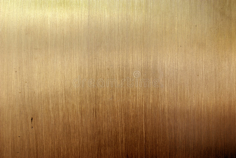 Placa de ouro imagens de stock royalty free