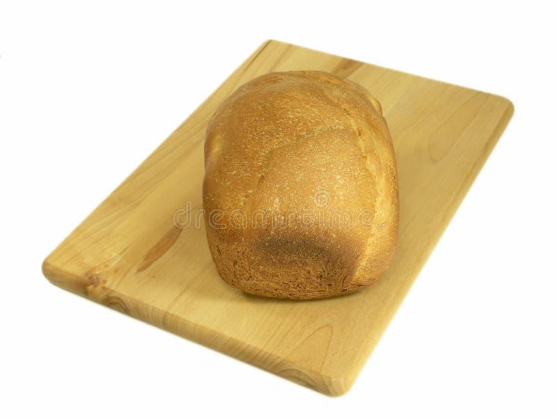 Download Placa de pão do pão n imagem de stock. Imagem de cozido - 100575