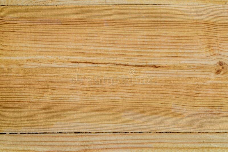 Placa de planeamento do pinho connosco fotos de stock