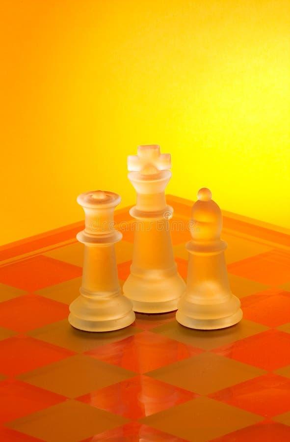 Placa de xadrez imagem de stock royalty free