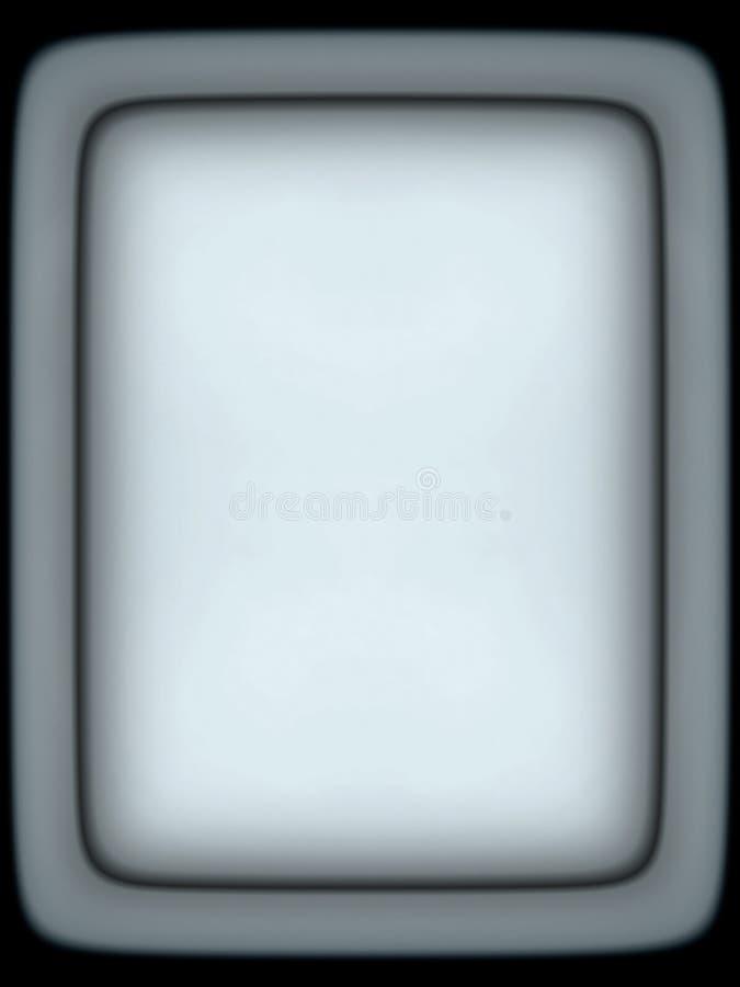 Placa del Temp ilustración del vector
