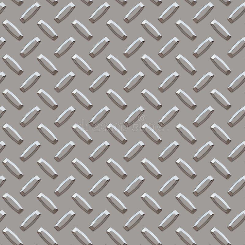 Placa do diamante ilustração stock
