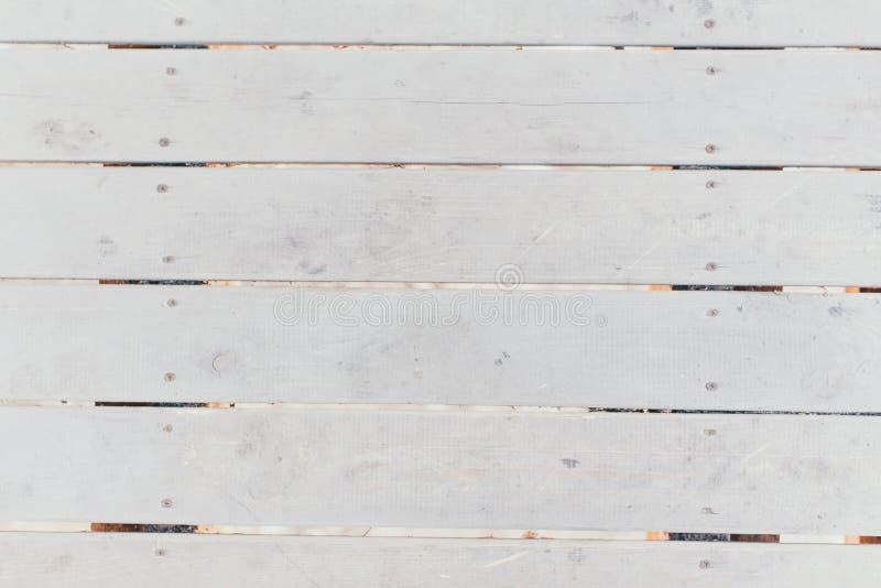 placas brancas horizontais com pregos Fundo textured luz imagens de stock royalty free