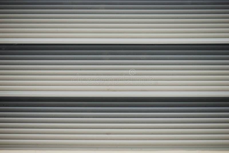 Placas de alumínio fotografia de stock royalty free