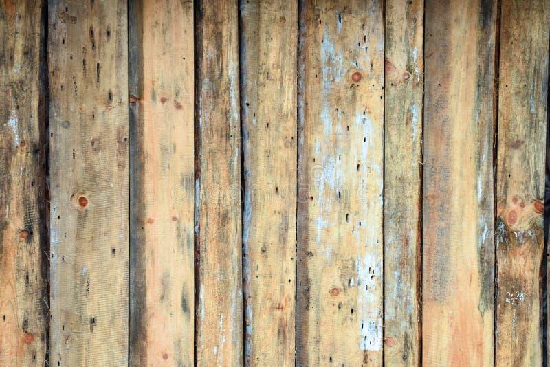 Placas de madeira resistidas foto de stock royalty free