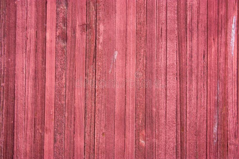 Placas vermelhas foto de stock
