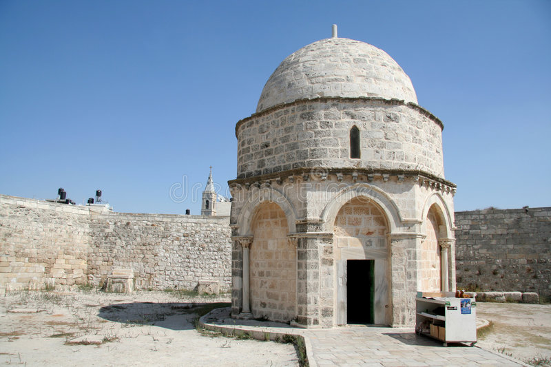Place of Ascension of Jesus