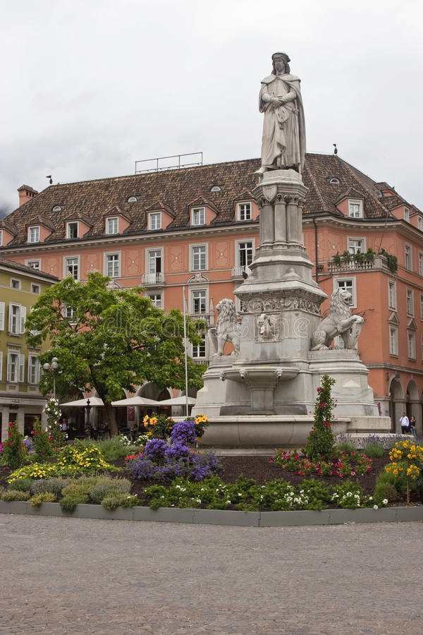 Download Place in Bolzano stock image. Image of district, walter - 18170633