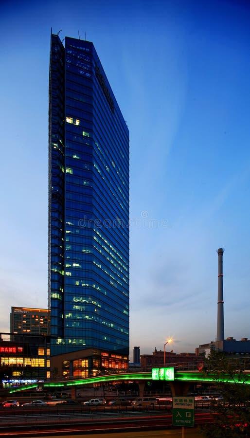 Place centrale Pékin de la Chine images stock