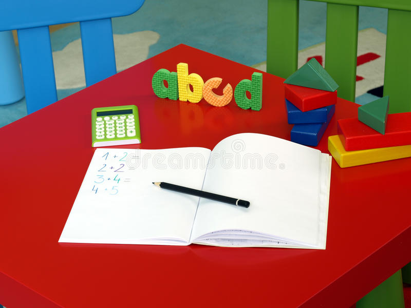 Place For Child Royalty Free Stock Photography