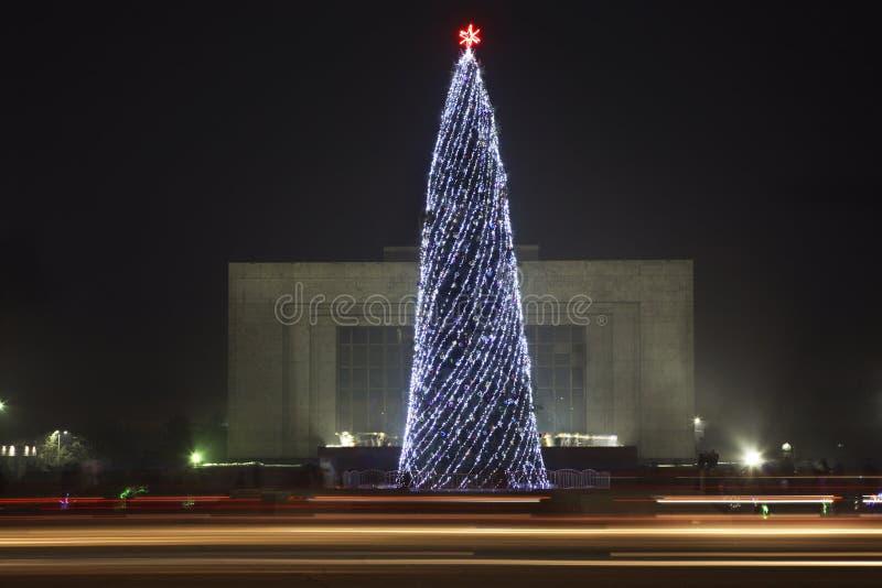 Place d'aile du nez-Trop à Bichkek kyrgyzstan image stock