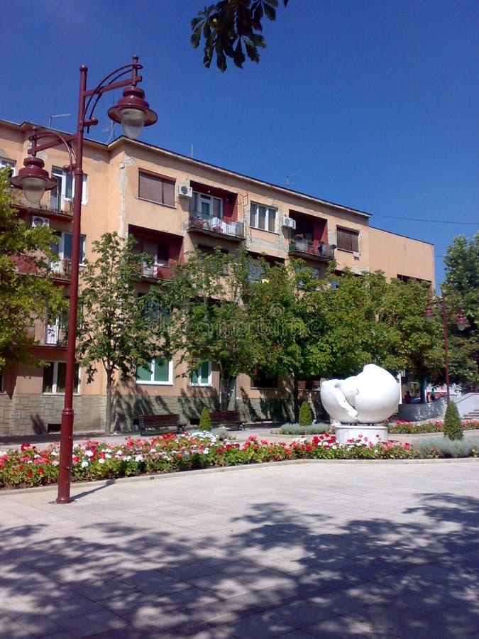 Place dans Arandjelovac, Serbie image libre de droits