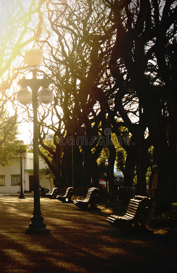 Place de Hargain - bentos d'effilochure images libres de droits
