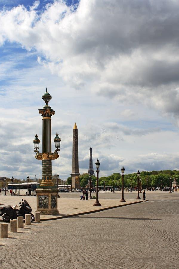 Free Place De La Concorde In Paris Royalty Free Stock Image - 19529746