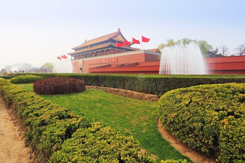 Place de Tiananmen photographie stock libre de droits