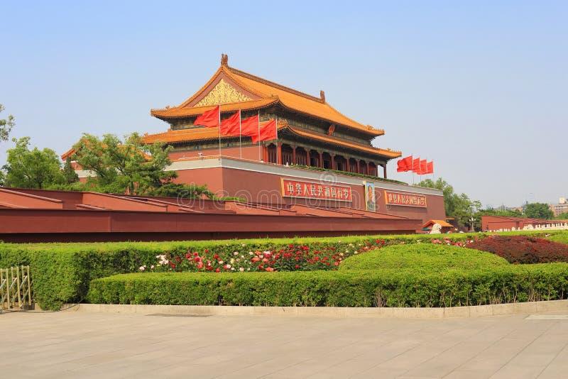 Place de Tiananmen image libre de droits
