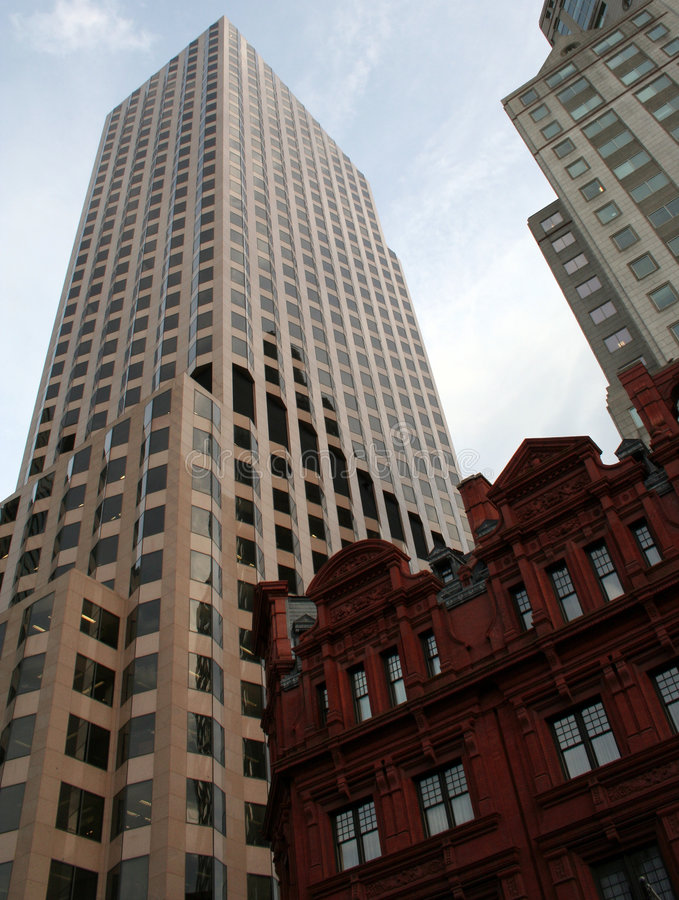 Place de ville image stock
