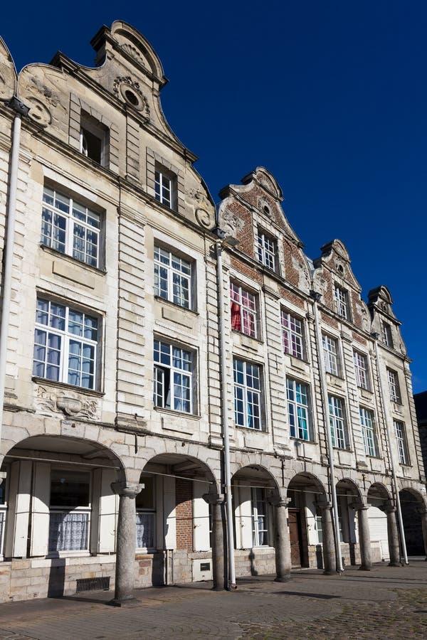 Place des Héros, Arras στοκ φωτογραφία με δικαίωμα ελεύθερης χρήσης