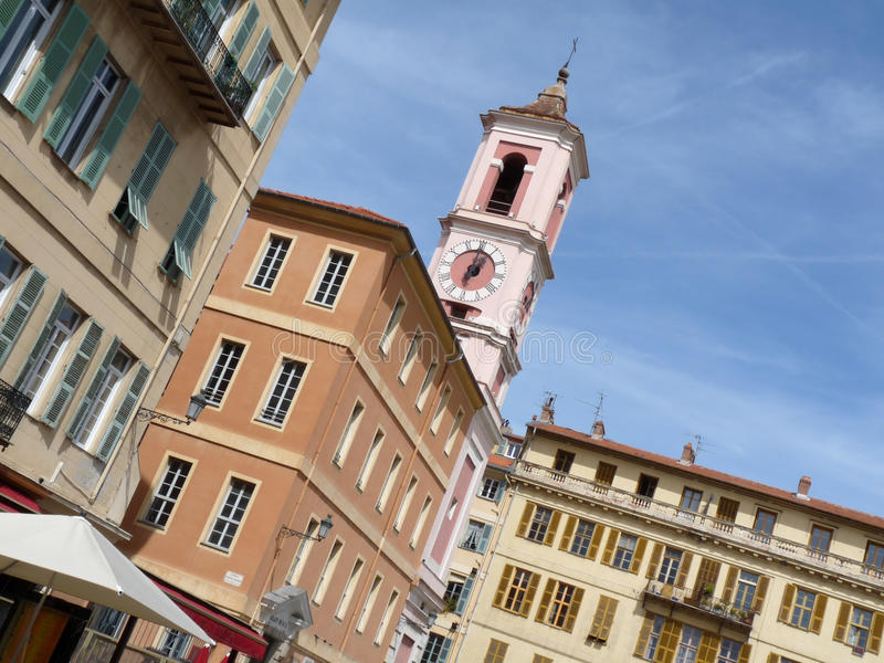 Download Place du Palais Nice stock photo. Image of modern, scenic - 13885316
