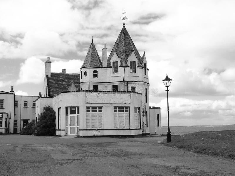 Place fantasmagorique effrayante. images libres de droits