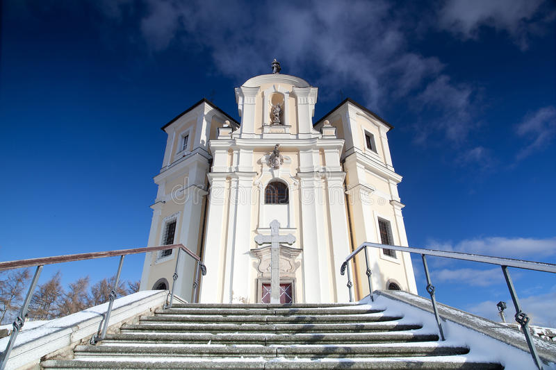 Download Place of pilgrimage stock photo. Image of heaven, europe - 23526302