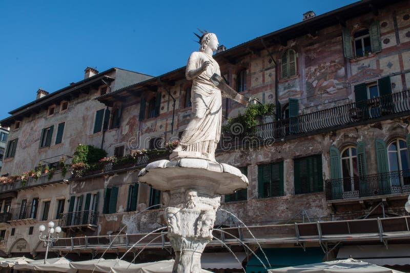 Place romaine en Verona Italy image stock