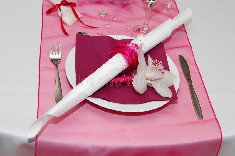 Download Place setting stock image. Image of detail, celebration - 19041387