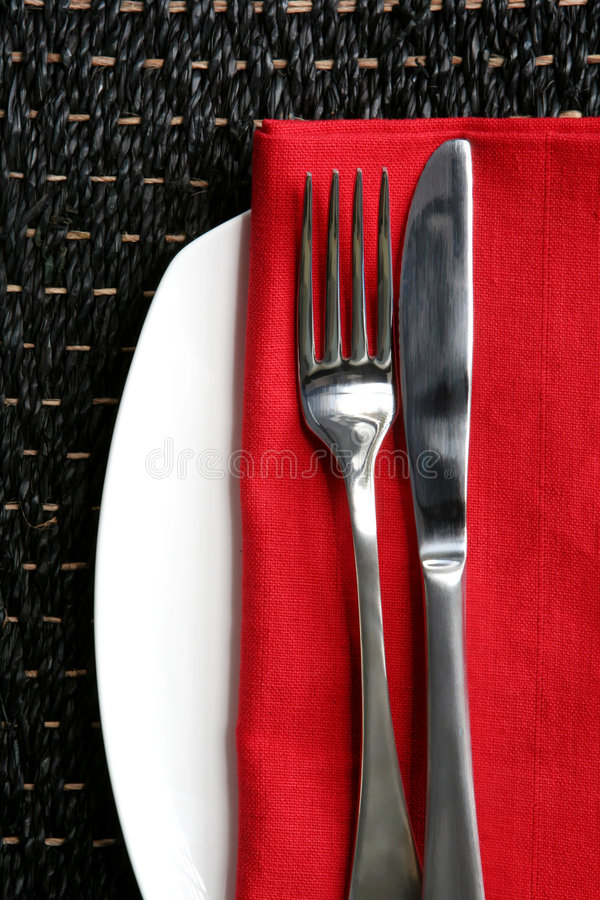 Free Place Setting Royalty Free Stock Photos - 2803878