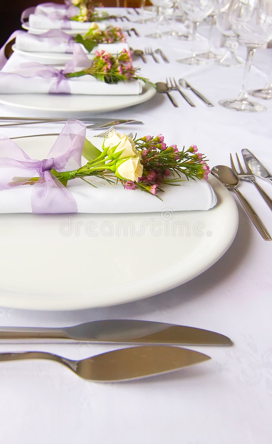 Free Place Settings Stock Photos - 5056933