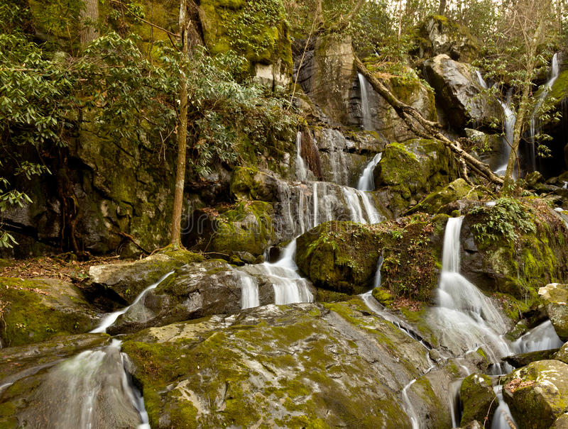 Download Place Of A Thousand Drips In Smokies Stock Image - Image: 18804797