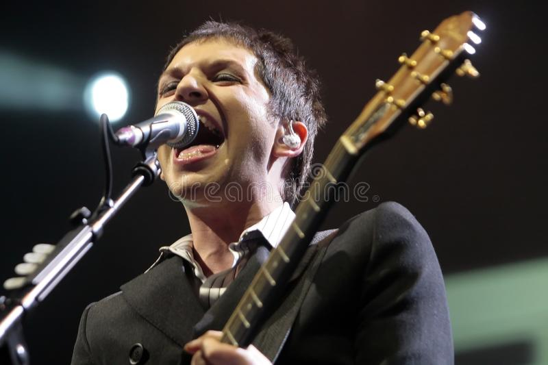 PLACEBO CONCERT stock photography