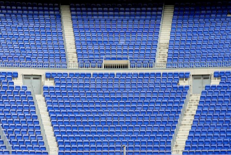placerar stadion arkivbild