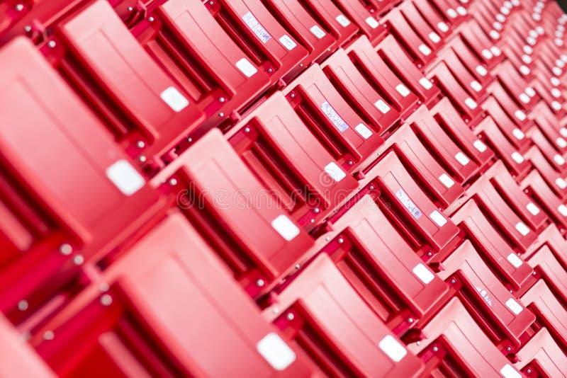 placerar stadion vektor illustrationer