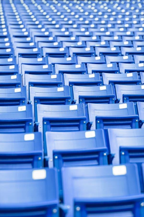placerar stadion royaltyfri illustrationer