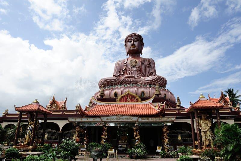 Placering Buddha royaltyfria bilder