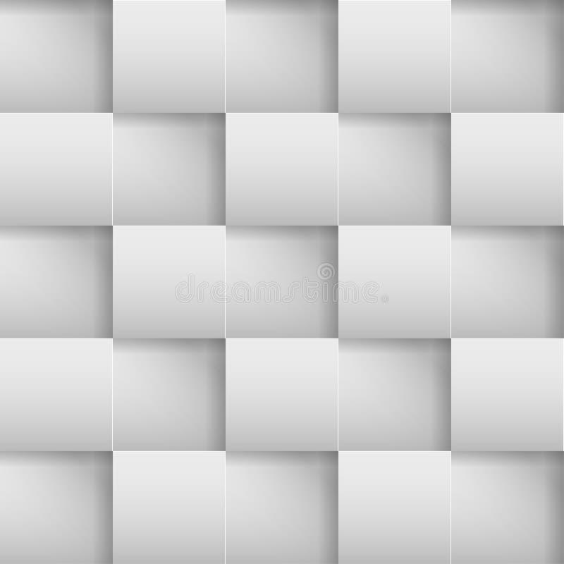 Places abstraites d'exposé introductif illustration de vecteur
