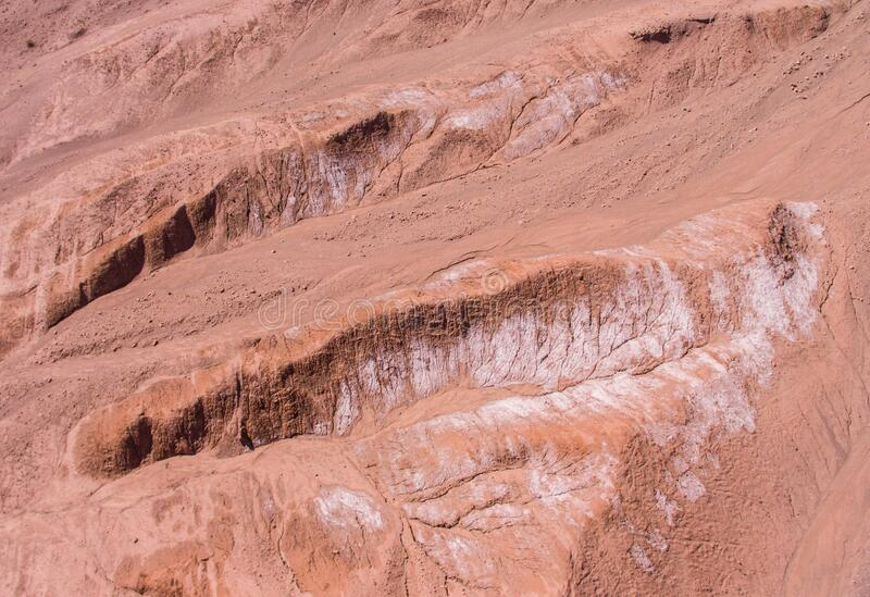 Places of Atacama desert, Chile royalty free stock photo