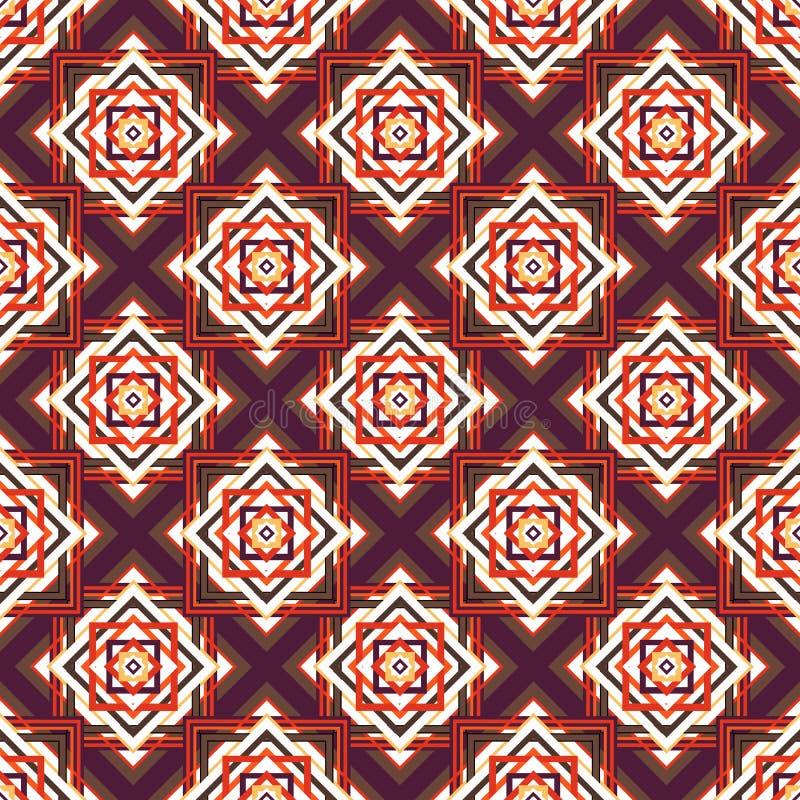 Download Places Sans Couture D'ornement Sur Une Diagonale Illustration de Vecteur - Illustration du simple, lumineux: 56478086