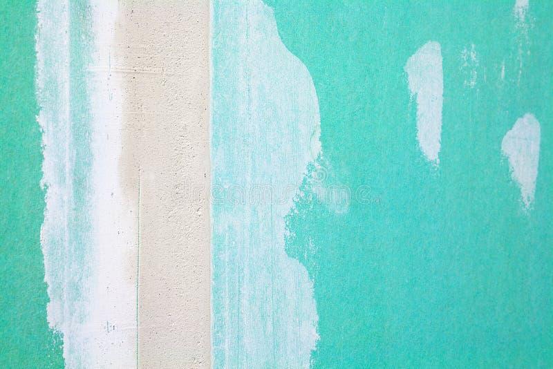 Placoplâtre de gypse image stock