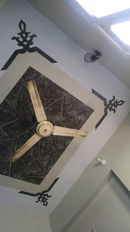 plafond photographie stock