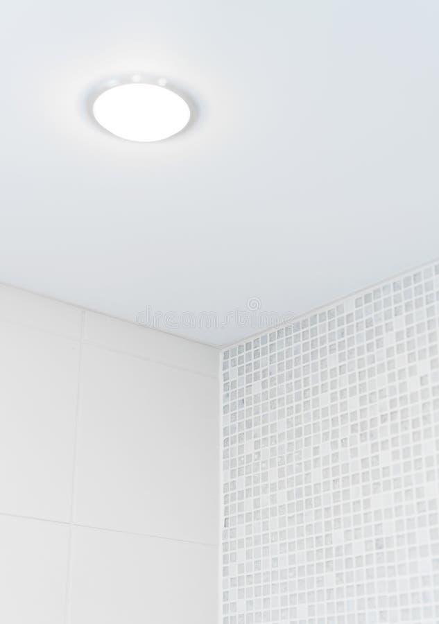 Plafond de bout droit images stock