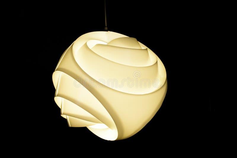 Plafondlamp stock afbeeldingen