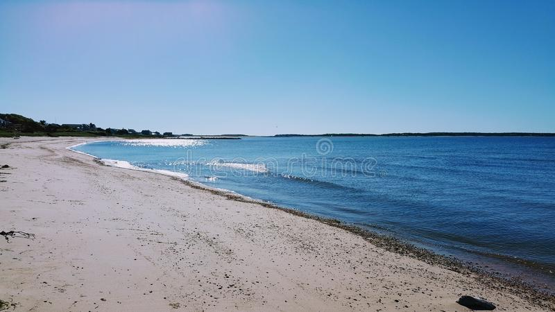 Plage image stock