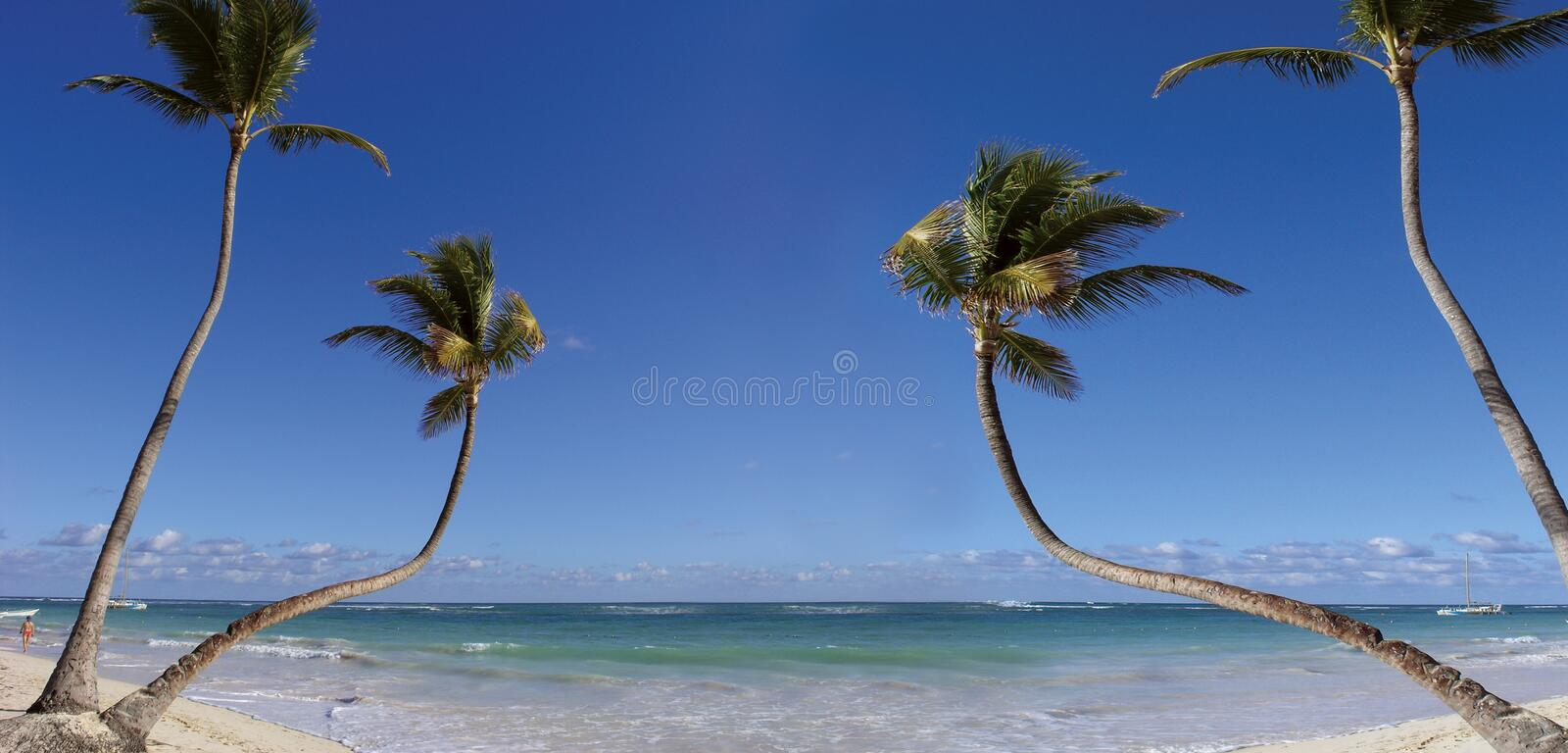 Plage photographie stock