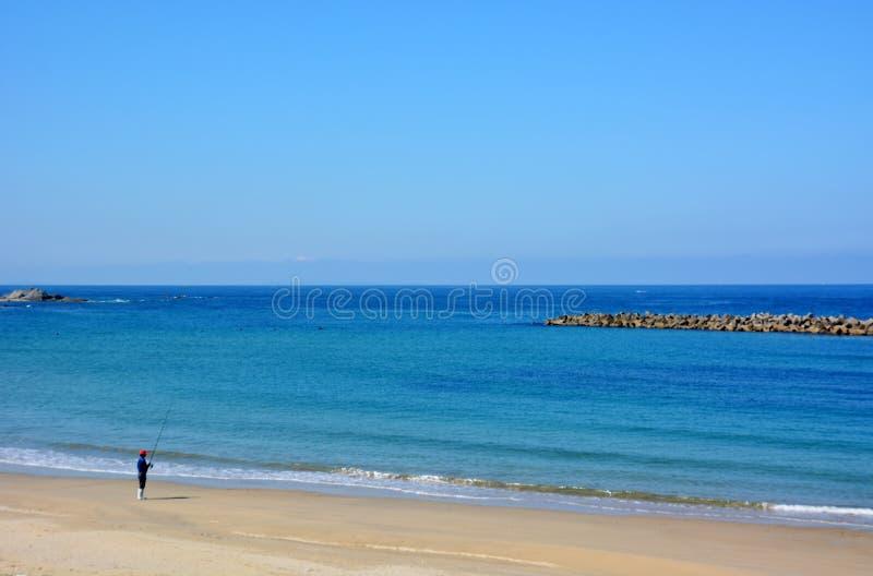 Download Plage D'octobre De Japonais/plage De Fukuok Ikinomathubara Photo stock - Image du avec, fukuoka: 87706832