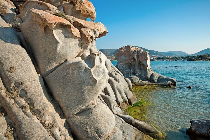 Download Plage De Kolymbithres D'île De Paros En Grèce 2 Photo stock - Image du nature, grec: 45358380