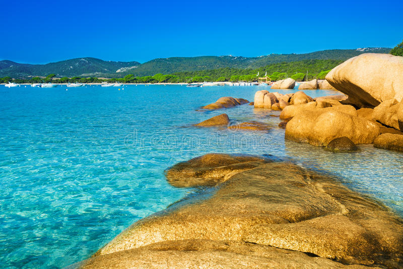 Santa Giulia Beach, Corsica, France - Corsica best beaches