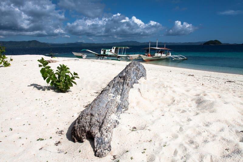 Plage de vacances photographie stock libre de droits